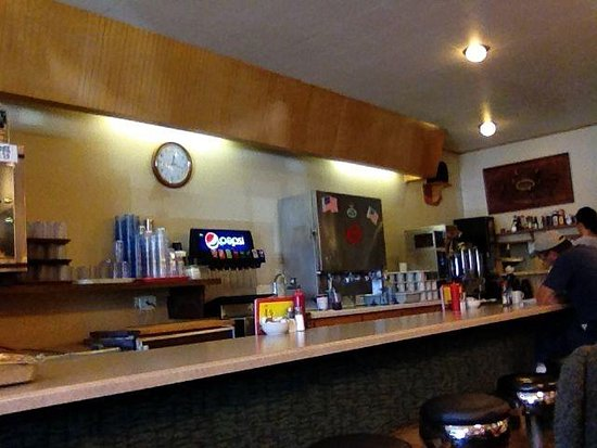 Charlie's Cafe : Classic diner