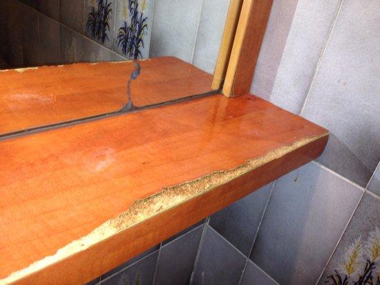 Maeva Residence La Corniche d'Or: Salle de bain