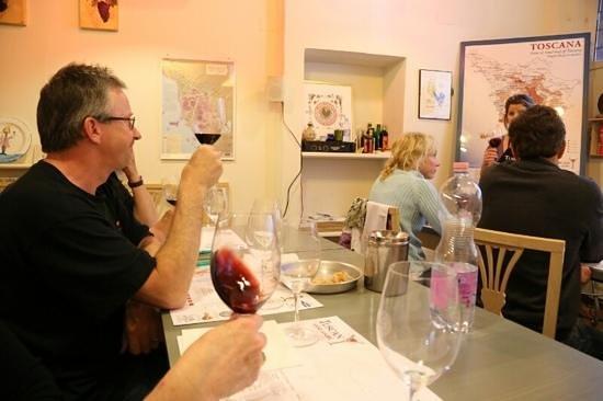 Tuscan Wine School - Siena: Tuscan Wine School with Jaimi