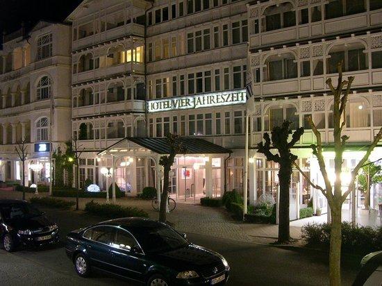 Www Hotel Vier Jahreszeiten Rugen De