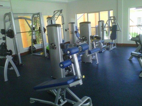 Pegasus Hotel Guyana: Hotel Pegasus Gym