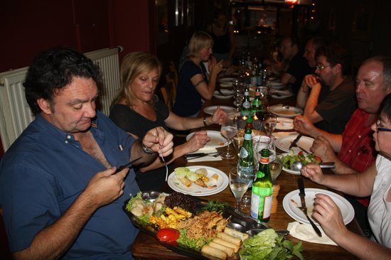 Muy Sapore : Good food on the table