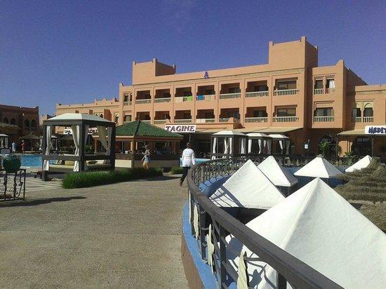 Labranda Aqua Fun Club Marrakech : un des 4 restos