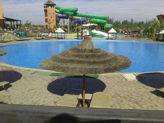 Labranda Aqua Fun Club Marrakech : une des tres nombreuses piscines
