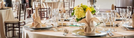 Red Lion Hotel Redding: Banquets?  Receptions?  We do it all!