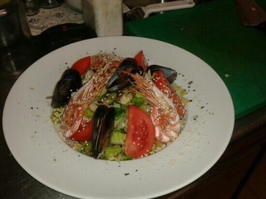 thymari salad!