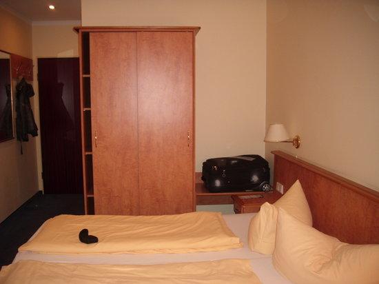 Hotel Doppeladler: Zimmer22