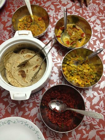 Flavour Cooking Class: Our feast!