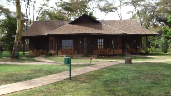 Ol Tukai Lodge: Bungalow