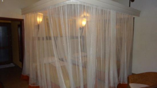 Ol Tukai Lodge: Chambre