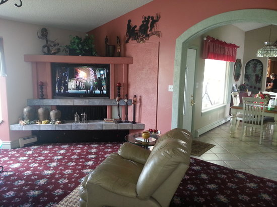 Grand Junction Bed and Breakfast: Commons Area