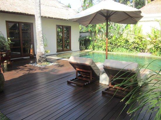 Belmond Jimbaran Puri: Villa with Pool