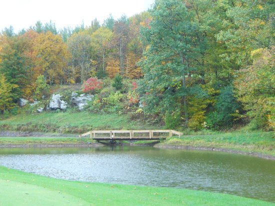 Blackhead Mountain Lodge and Country Club: Golf grounds