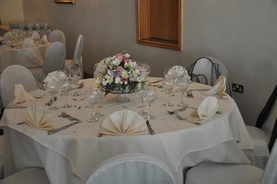 Best Western Plus Bentley Hotel & Spa: Top table