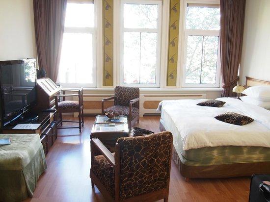 Suite 259: Room