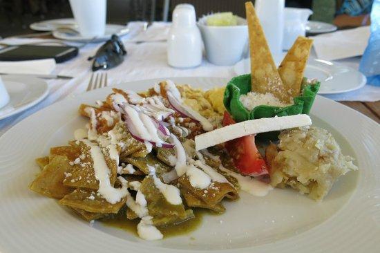 Sunset Plaza Beach Resort & Spa : breakfast