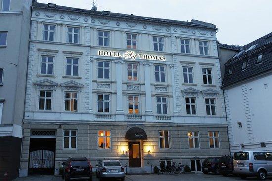 Hotel Sct. Thomas: Hotel