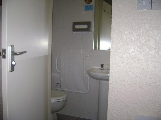 Clifton Court Hotel : Toilet
