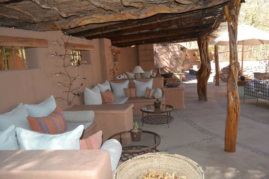 Awasi Atacama - Relais & Chateaux : common area