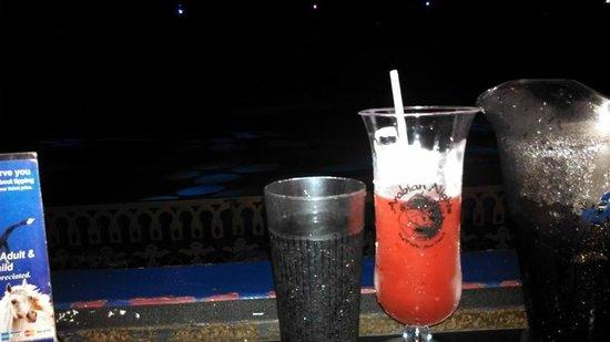 Arabian Nights Dinner Attraction: Drinks