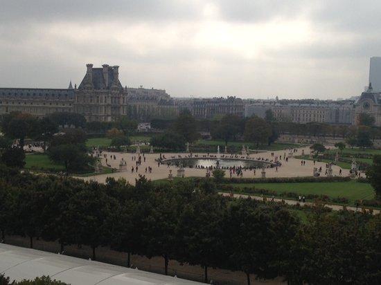 Hotel Brighton - Esprit de France: Tuileries Garden