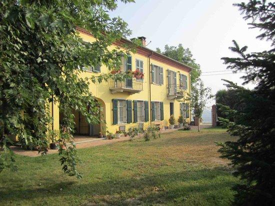 Il Medolo di Pusterla: das Haus