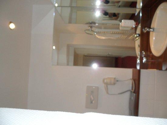 Novum Hotel Bremer Haus: Waschbereich