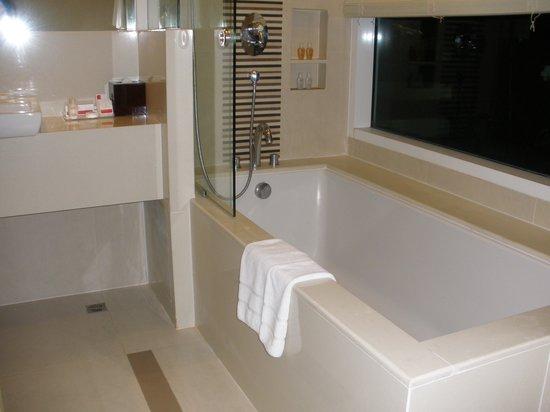 Sukhumvit 12 Bangkok Hotel & Suites : Baño II