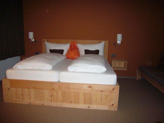 Hotel Donatz: chambre 14