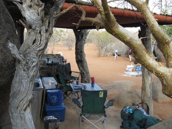 Grootberg Lodge: Site #2