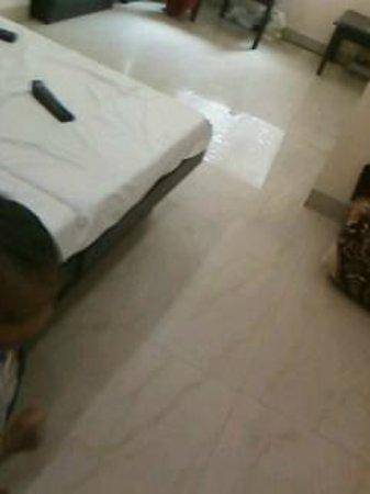 The Hospitality Home Bed & Breakfast: Italian marble flooring