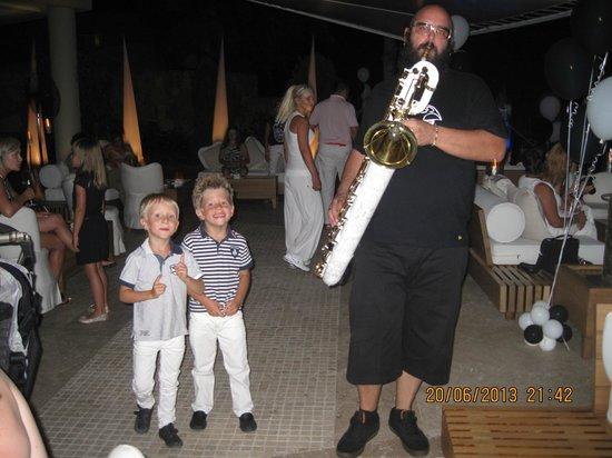 Sani Asterias : Jazz party