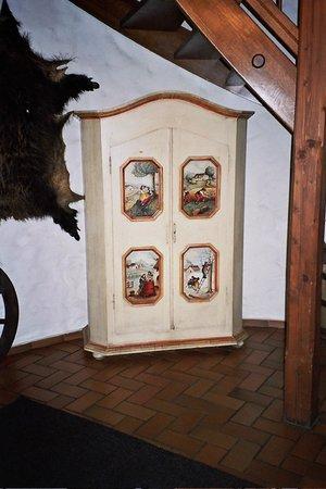 Stary Jicin, République tchèque : Piękne wnętrza  hotelowe