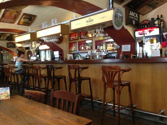 Restaurace Jama: Ottima scelta di birre alla spina