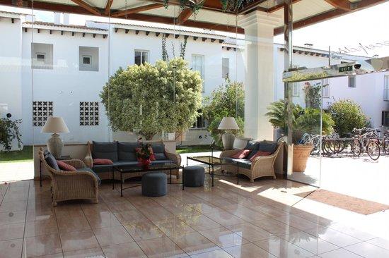 Seaclub Mediterranean Resort: reception