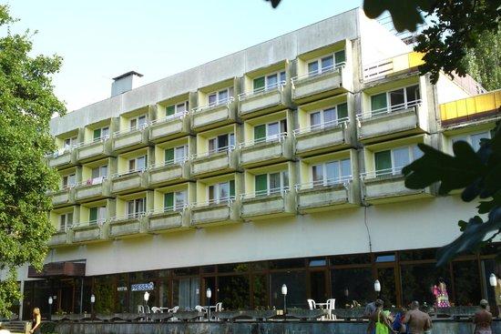 Club Aliga: Hotel