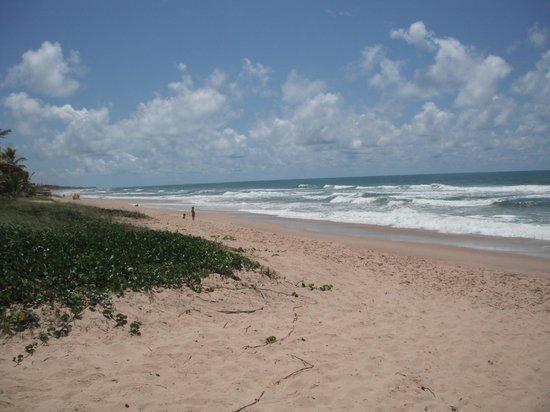 Pousada Refugio do Corsario : Praia de Imbassaí