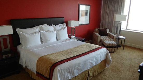 Santiago Marriott Hotel : Room 1901