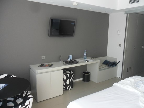 Hotel Serge Blanco & Thalassotherapy Center: disposition de la Chambre