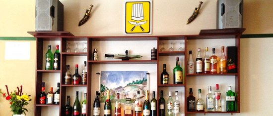 Gurkha Chef: GurkhaChef Bar