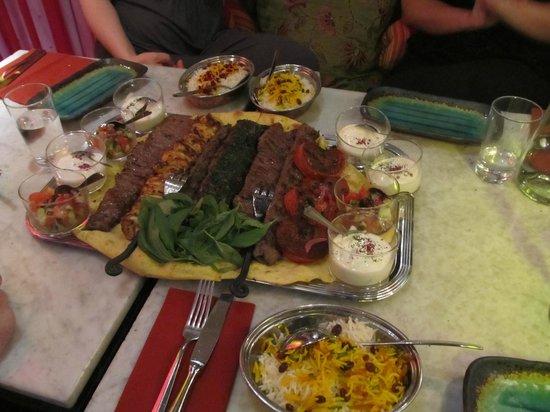 Tehran Grill, Södermalm (Grill, Från Mellanöstern, Persiskt