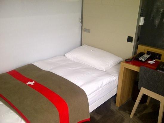 Agora Swiss Night: habitacion individual