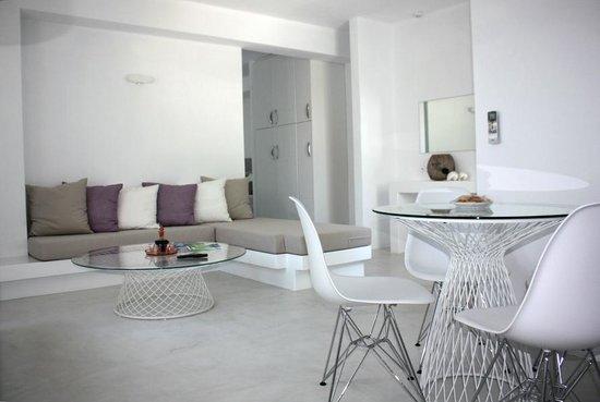 Edem Suites: Iris - lounge