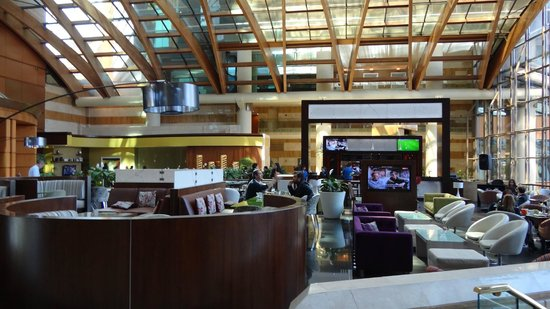 Santiago Marriott Hotel: Lounge