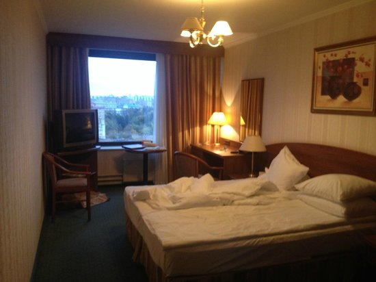 Korston Club Hotel Moscow: The room...