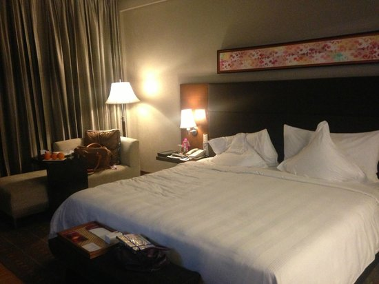 Crowne Plaza Hotel Gurgaon: Deluxe room