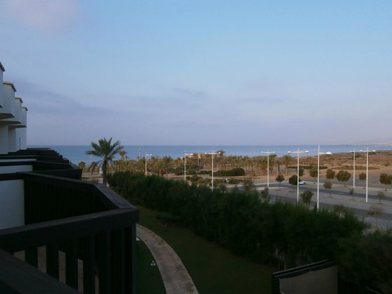 Barcelo Cabo de Gata : View from room to the left