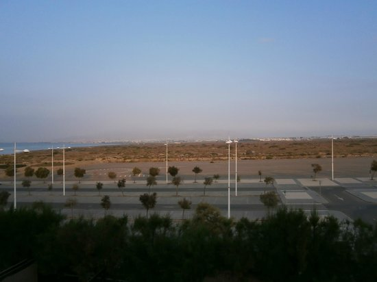 Barcelo Cabo de Gata : View from room ahead