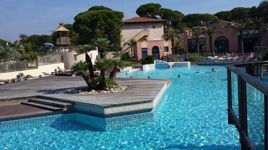 Yelloh ! Village Les Tournels : swimming pool