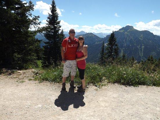 Landhotel Guglhupf: Wedding Anniversary hike